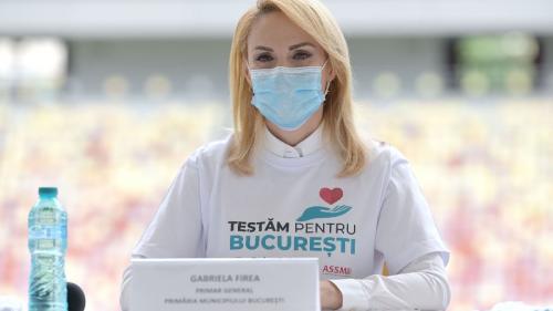 Scandal URIAȘ: Primăria Capitalei acuză Min. Sănătății de dublă măsură în cazul testării pentru anticorpi COVID-19