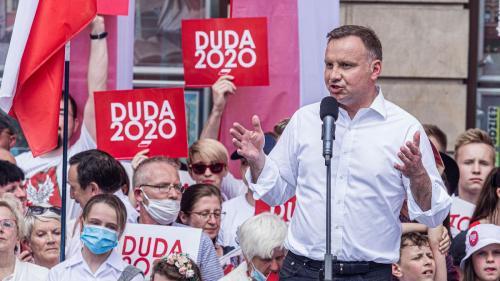 Alegeri strânse în Polonia! Duda ar avea 1 procent în fațaprimarului Varșoviei