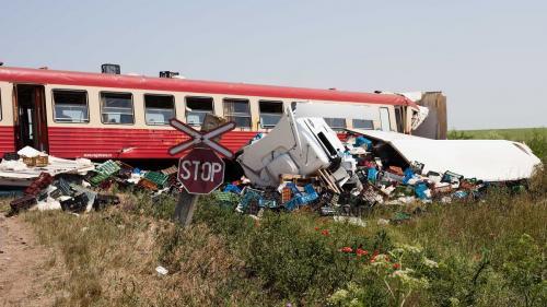 Țara mașinilor lovite de tren. Rata deceselor, peste media UE