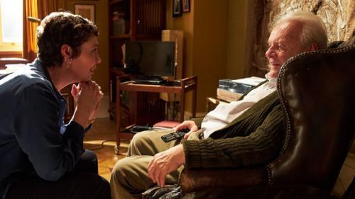 De la Sundance în deschiderea ANONIMUL IIFF:THE FATHER, cu Anthony Hopkins și Olivia Colman