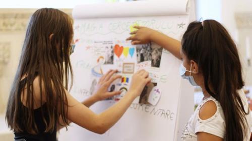 Muzeul Național Cotroceni organizează Cotroceni Summer Camp – ateliere creative de muzeologie