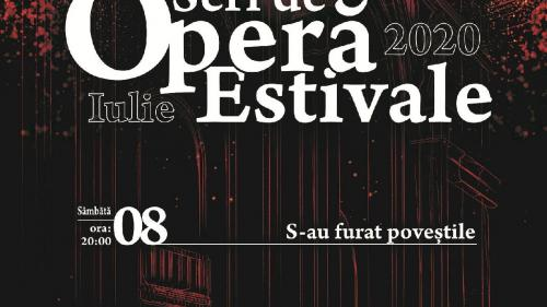 Opera Națională București prezintă în weekend concerte în aer liber pe esplanadă, în cadrul Seri de Operă Estivale