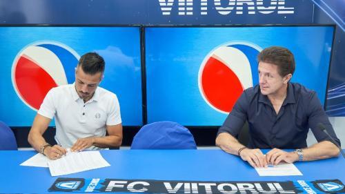 Un spaniol de 35 de ani, noul antrenor la FC Viitorul Constanța
