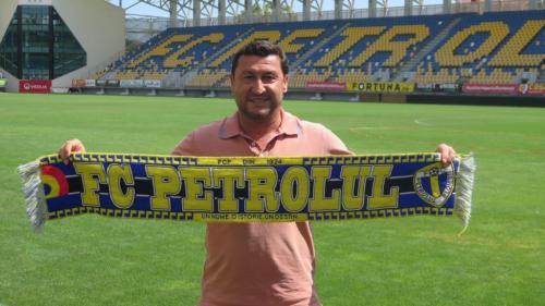 Petrolul Ploiești are un nou antrenor
