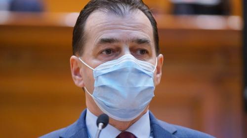Ludovic Orban va prezanta miercuri în Parlament date privind pandemia, alegerile locale și deschiderea școlilor