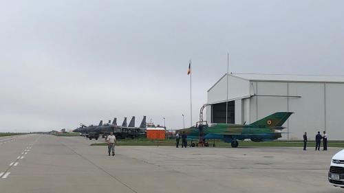Luptă în cinci pentru construirea unei baze NATO