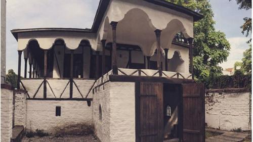Casa de târgoveț - monument istoric de importanță națională - și PUD Calea Șerban Vodă 33