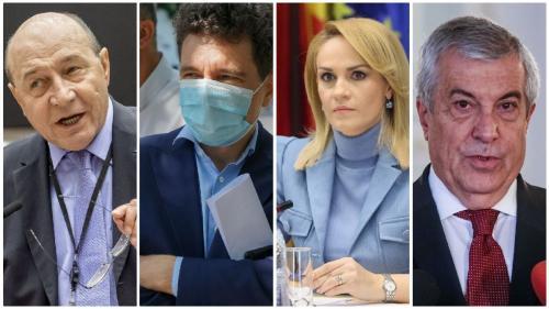"""Bugetarul-nabab Băsescu atacă primăria călare pe un sac de bani. """"Petrov"""", cel mai tare la capitolul bani, mult peste Tăriceanu, Firea şi Nicuşor Dan"""