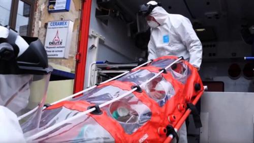 Explozie de cazuri noi de Covid-19 în România. Bilanțul crește alarmant