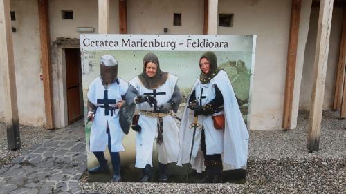 La Marienburg, de Sfânta Maria