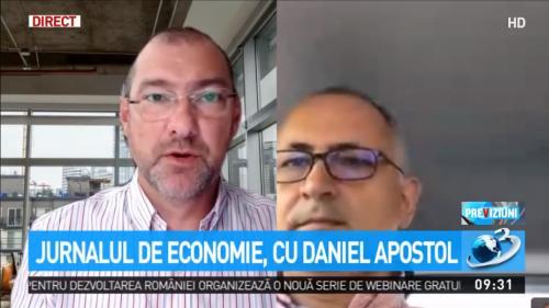 Video. Jurnalul de economie. Un apel disperat la ajutorul guvernului