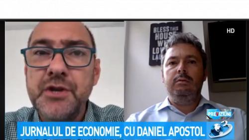 """Video. Jurnalul de economie. România stă pe loc, Turcia câștigă """"teren"""" la Marea Neagră"""