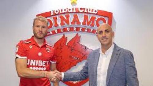 OFICIAL: Adam Nemec, primul transfer de la venirea lui Contra la Dinamo