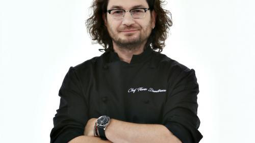 Chef Florin Dumitrescu a înregistrat o piesă pentru a marca lansarea sezonului 8 Chefi la Cuțite