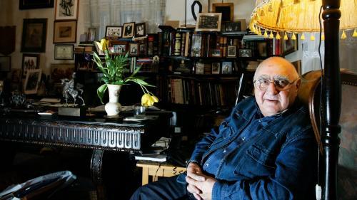 """Scriitorul Dinu Săraru: """"Îmi place omul iute și ambițios și care calcă cu inima"""""""