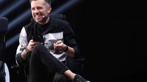 """Florin Ristei a primit """"botezul"""" X Factor: """"Mi s-au întâmplat lucruri deosebite!"""""""