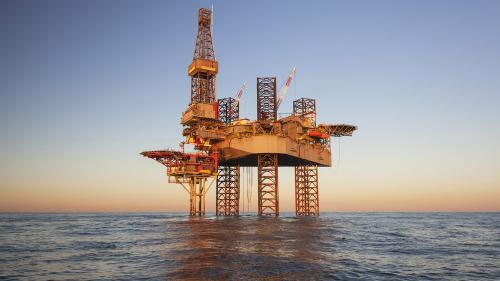 Extracțiile de gaze din Marea Neagră vor acoperi 10% din consumul intern