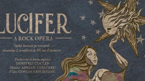 """""""Luceafărul"""" de Mihai Eminescu transpus în operă rock, în cadrul Sibiu Opera Festival"""