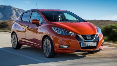 Schimbare la Nissan.Micra, sub zodia Renault
