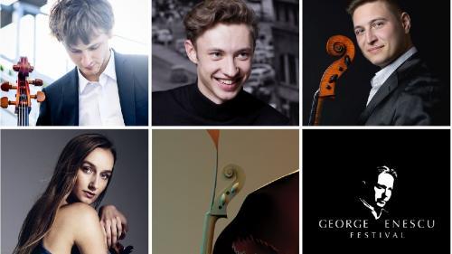 7 violonceliști din 6 țări s-au calificat în Semifinala de Violoncel de la Concursul Enescu 2020. Cel mai tânăr are 14 ani: este o premieră în istoria Concursului Enescu ca un muzician să ajungă la această vârstă în semifinală