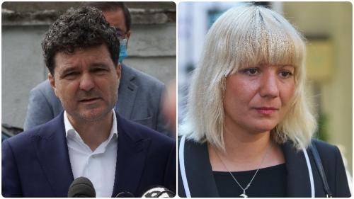 Coincidență: Nicușor Dan și Camelia Bogdan au același sponsor-finanțator