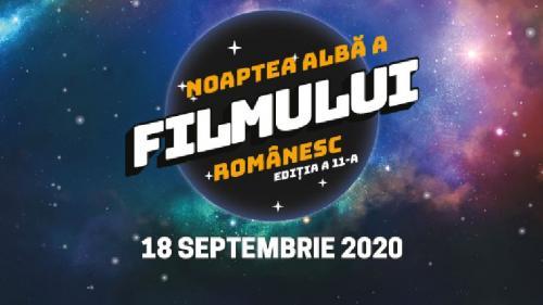Pe 18 septembrie e Noaptea Albă a Filmului Românesc!