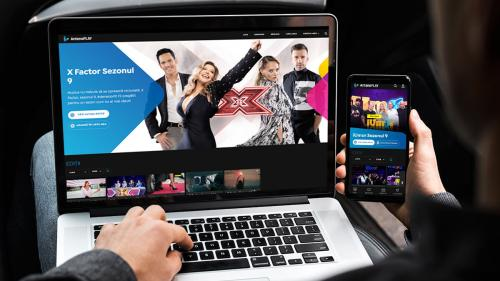 Producțiile Antenei 1 se văd gratuit pe AntenaPlay