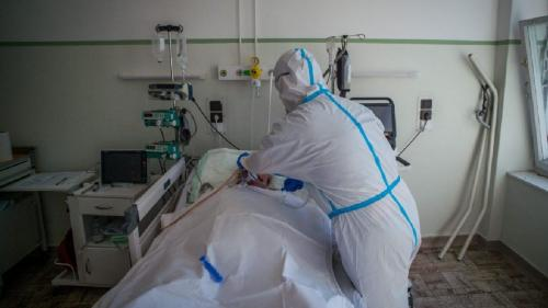 Focar de COVID-19 în Spitalul Județean Vâlcea!