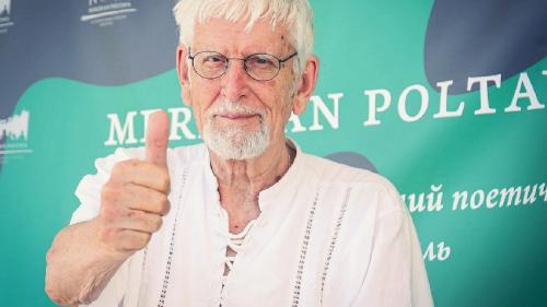 """Proaspătul laureat al Premiului Marin Sorescu, scriitorul suedez Lasse Söderberg: """"Marin mi-a devenit bun prieten (...) parcă îl aud șoptind juriului «Dați-i premiul lui Lasse!»"""""""