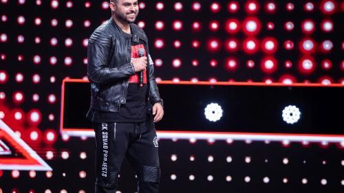"""Alex Mica, pe scena X Factor: """"Am urcat foarte rapid un munte înalt  și m-am prăbușit pe partea cealaltă"""""""