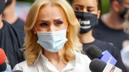 Gabriela Firea cere teste antidrog la zi contracandidaților, condiție pentru dezbateri electorale