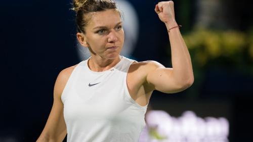 Simona Halep este în semifinalele turnelui de la Roma, după ce Iulia Putintseva a abandonat
