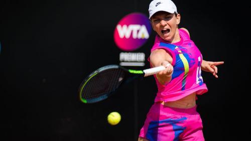 Simona Halep a câștigat turneul de la Roma. Karolina Pliskova a abandonat după 30 de minute