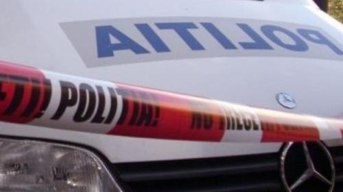 Trafic blocat la Buzău. O cisternă s-a răsturnat și există risc de explozie