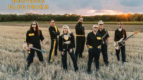 """Trupa NoStress a lansat """"Electrika"""", primul single din  carieră"""