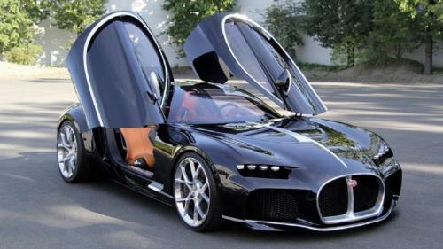VW vrea să dea Bugatti