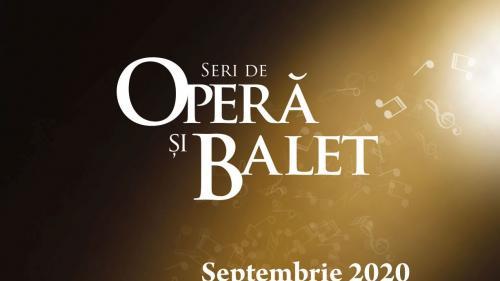 """""""AMA DEUS"""", """"Carmina Burana"""" și """"Nunta lui Figaro"""", pe scena Operei Naționale București"""