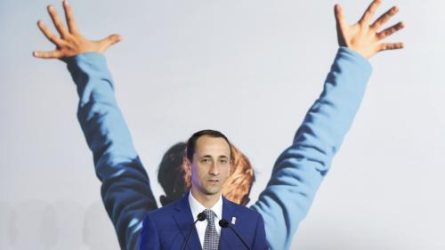Mihai Covaliu, reales președinte al Comitetului Olimpic și Sportiv Român. A fost singurul candidat pentru această funcție