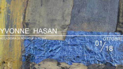 Expoziție de artă YVONNE HASAN (1925 - 2016)
