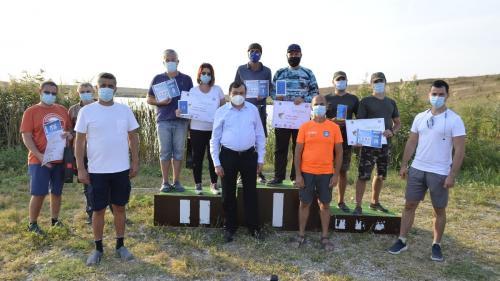 Universiada Pescarului Ediția I.Inginerii UPB au câștigat Marele Premiu, iar Marea Captură a revenit medicilor UMFCD