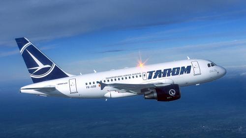 Zborul Tarom 6528 a avut probleme cu radarul meteo, pasagerii vor decola spre Timișoara la ora 19.00