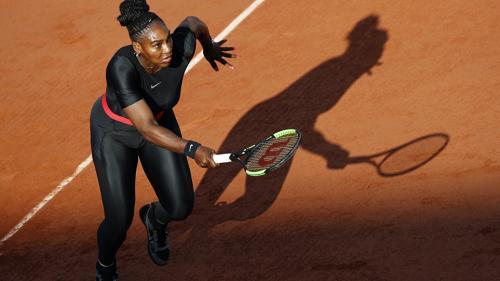 Serena Williams s-a retras de la Roland Garros