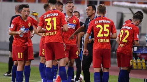 FCSB - Dinamo 3-2. Un derby decis de arbitru