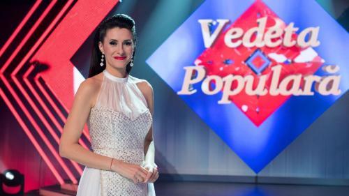 """Iuliana Tudor vine cu """"Vedeta populară"""" la TVR 1 - sezonul 5"""