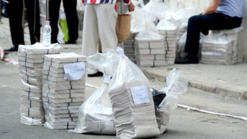 Alegerile din România dăunează grav planetei: 35 de milioane de buletine de vot, nefolosite!