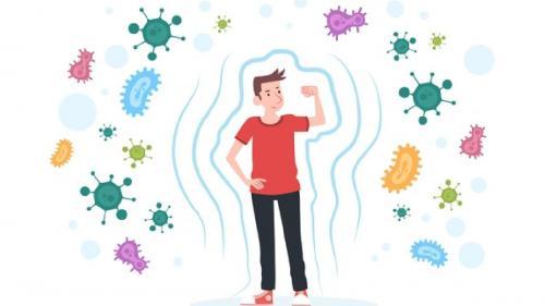 Consumă alimente pentru întărirea sistemului imunitar