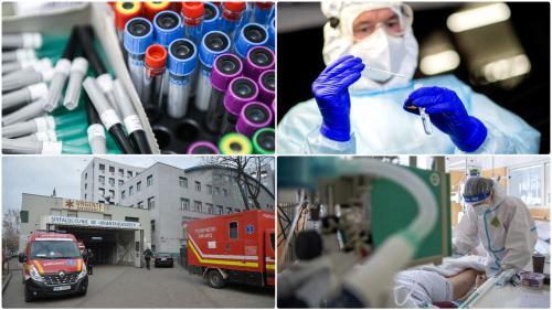 Coronavirus în România, 24 octombrie. 4.761 cazuri în ultimele 24 de ore