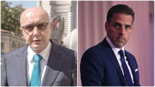 """Fiul lui """"Corruption! Corruption!"""", protector al coruptului din Băneasa"""