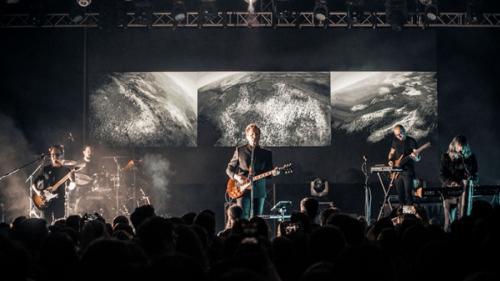 Trupa byron lansează Apă și cer, un nou single de pe albumul Nouă