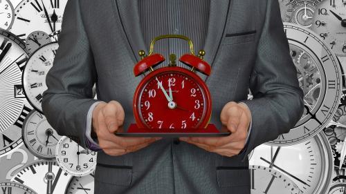 Trei din 10 români muncesc stresați de cronometru